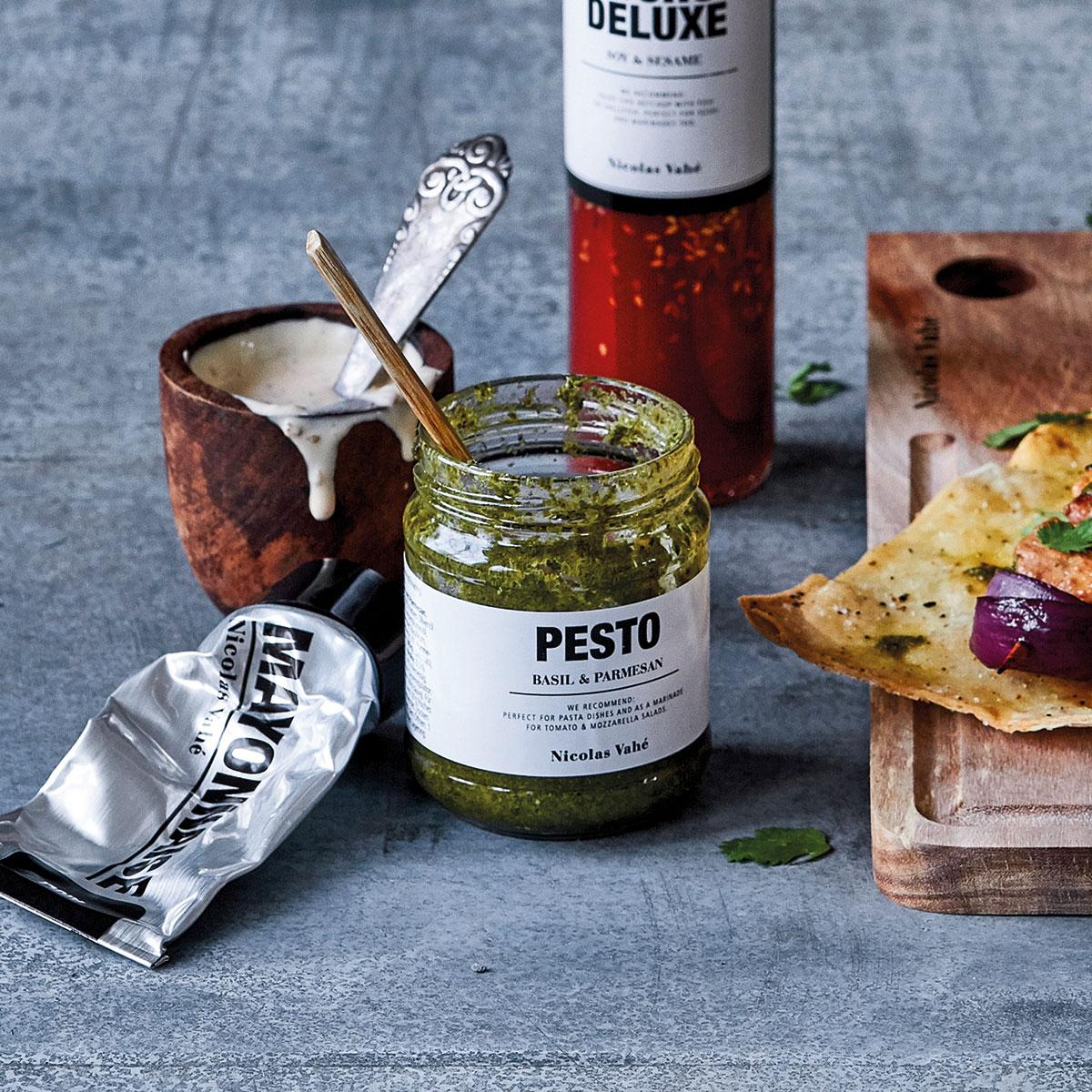 nv aw15 nv0710 pi - Pesto - Basilikum & Parmesan