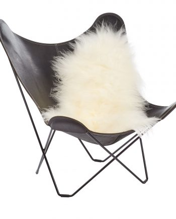 10010 1 1 4 350x435 - Islandsk saueskinn - hvit