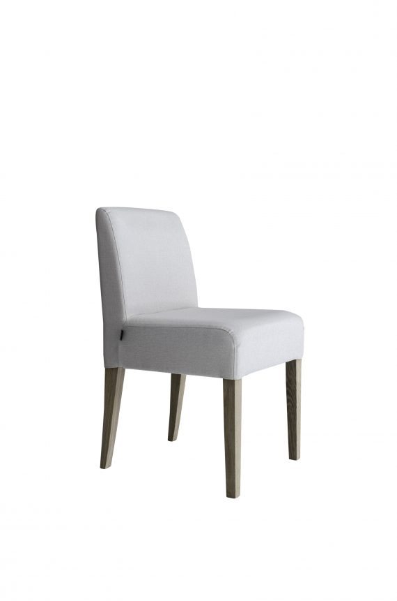 P DiningChair Varg Bronz FV Off white 01 570x861 - Varg spisestol