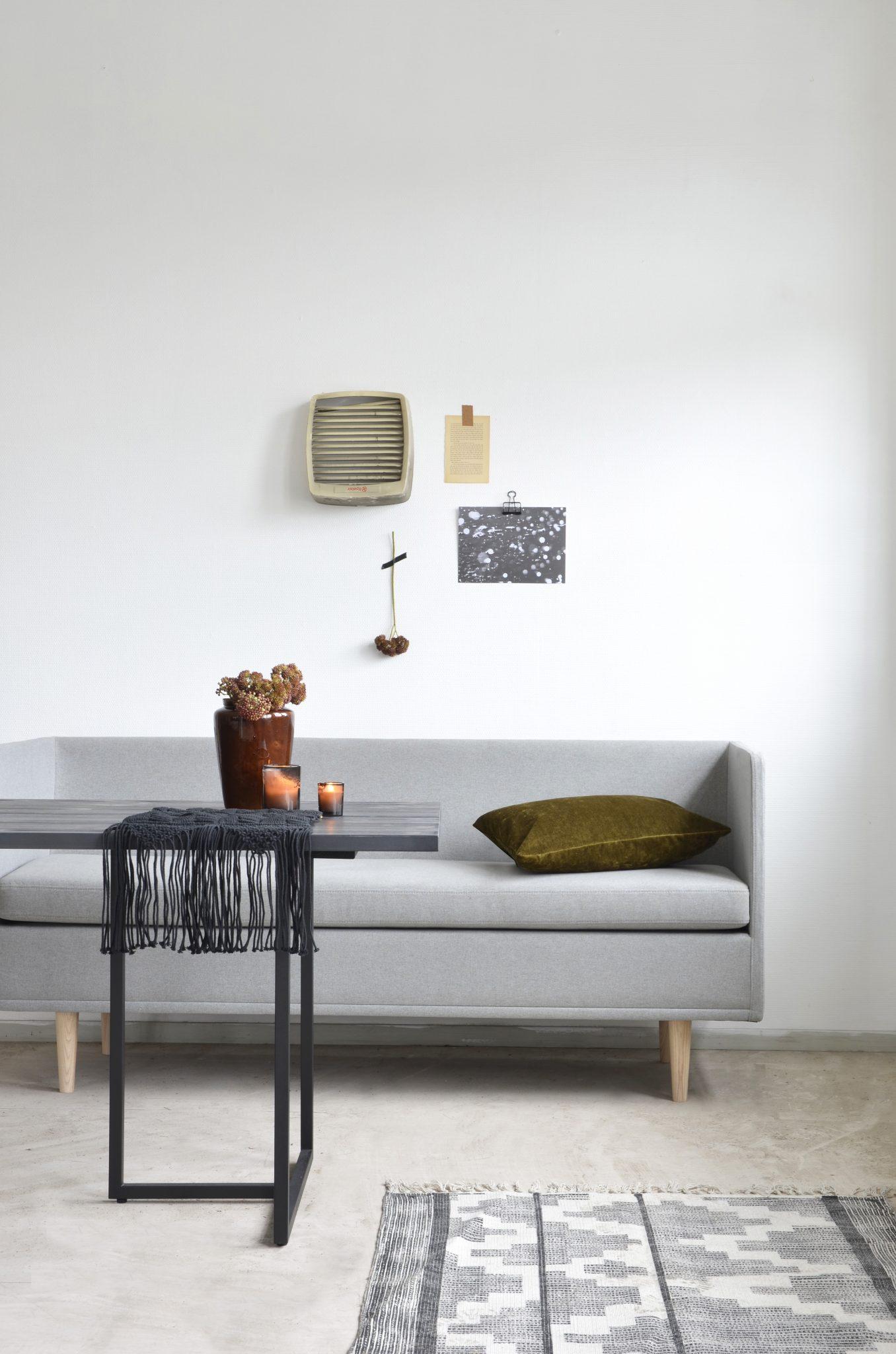 S Sofa Mingle 190 StellaConcrete 01 - Mingle spisesofa