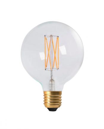 Skjermbilde 2018 09 27 kl. 15.30.25 350x435 - Lyspære - Vintage LED E27, Globe 125 4W