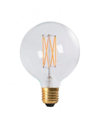 Skjermbilde 2018 09 27 kl. 15.30.39 350x435 - Lyspære - Vintage LED E27, Globe 95mm