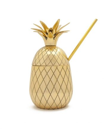 WP TPC 16oz Gold 1 1000x 350x435 - Pineapple - Large w/straw