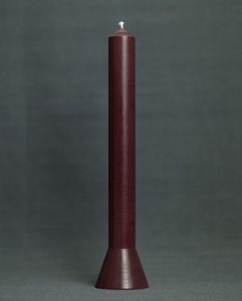 lys 36cm 2 1 350x435 - Hyggelyset - wine