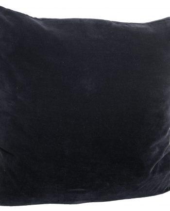 svart 350x435 - Putetrekk - Svart, velur 50x50 cm