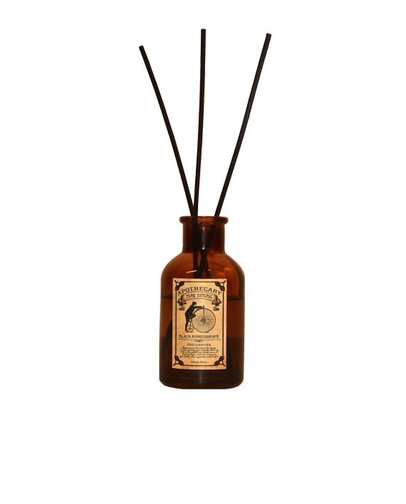pomegranate 570x708 - Duftpinner - Apothecary, Black pomegranate