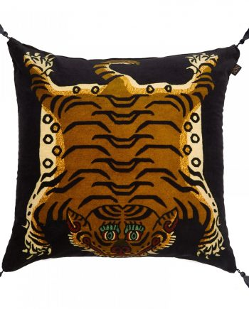saber cushion midnight 350x435 - Pute - Saber, midnight, House of Hackney