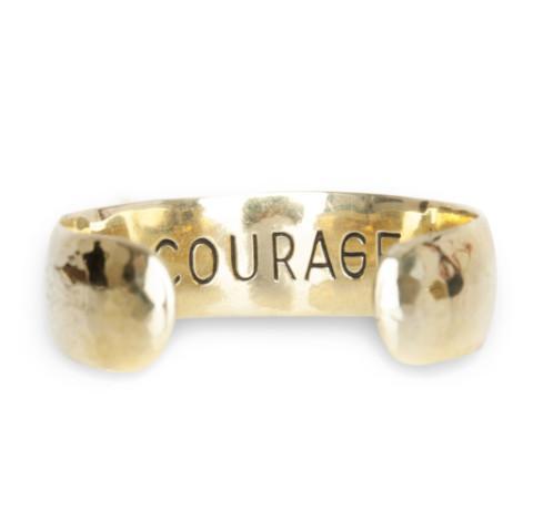 BeNoticed jan15 42 - Armbånd - Courage