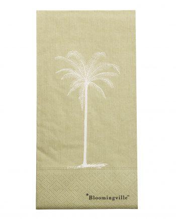 ImageHandler.ashx 31 350x435 - Serviett - Grønn med palme
