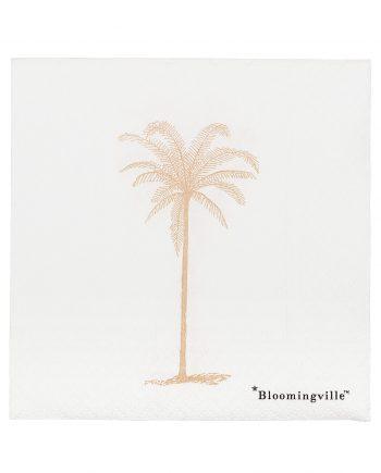 ImageHandler.ashx 32 350x435 - Serviett - Hvit med palme