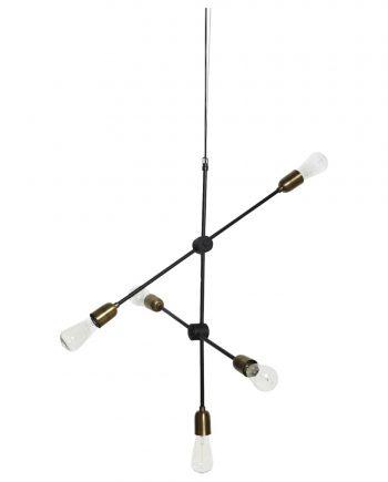 hd aw16 cb0811 psh 350x435 - Taklampe - Molecular, justerbare armer