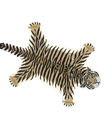 "DG70.133.99 DROWSY TIGER RUG LARGE 492x535 350x435 - Gulvteppe - ""Drowsy Tiger"""
