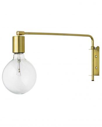 ImageHandler.ashx 2 350x435 - Vegglampe - Metall/messing