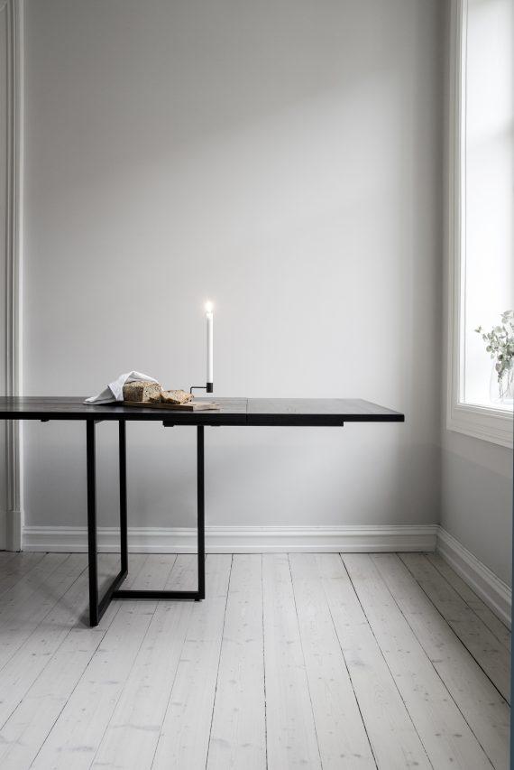 S Spisebord T bordet 180 uttrekk EW 01 570x853 - Tilleggsplate - T-bordet