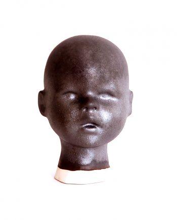 IMG 1646 350x435 - Raku doll - Jern