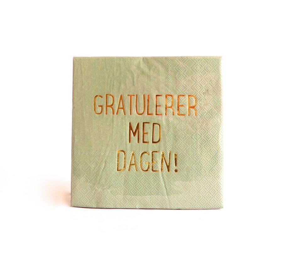 """IMG 1806 920x856 - Servietter - """"Gratulerer med dagen"""""""