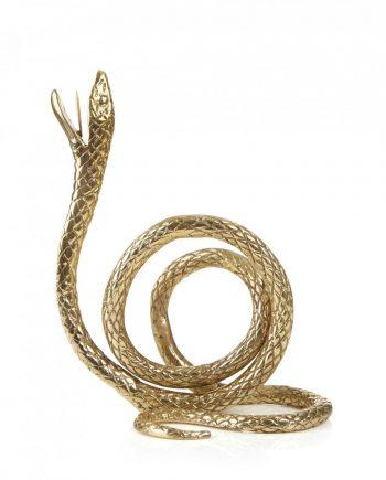 house of hackney serpentis candelabra brass 350x435 - Lysestake - Serpentis, messing - House of Hackney