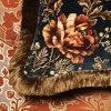 opia midnight velvet 2 100x100 - Pute - Opia, Midnight, fringed, House of Hackney