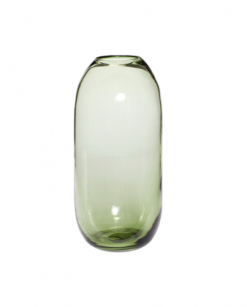 Skjermbilde 2018 04 06 kl. 12.10.46 350x435 - Vase - Glass, grønn, large
