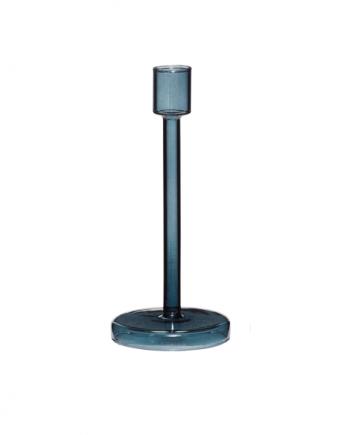 Skjermbilde 2018 05 22 kl. 14.39.48 350x435 - Lysestake - Glass, blå, medium