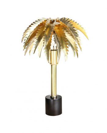 4034 00 350x435 - Bordlampe - Palmetre