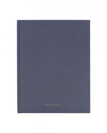 mgsj0113 350x435 - Notatbok - Ruled, blå, 96 sider