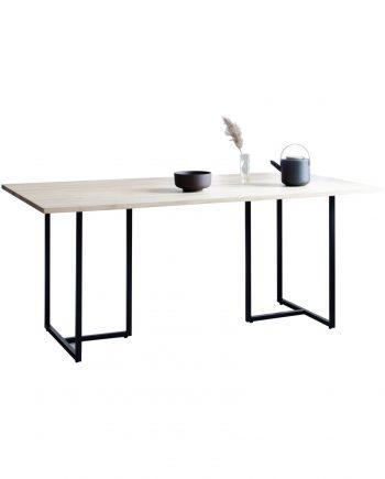 S Spisebord T bordet 180 EH 01 1 350x435 - T-bordet - Eik