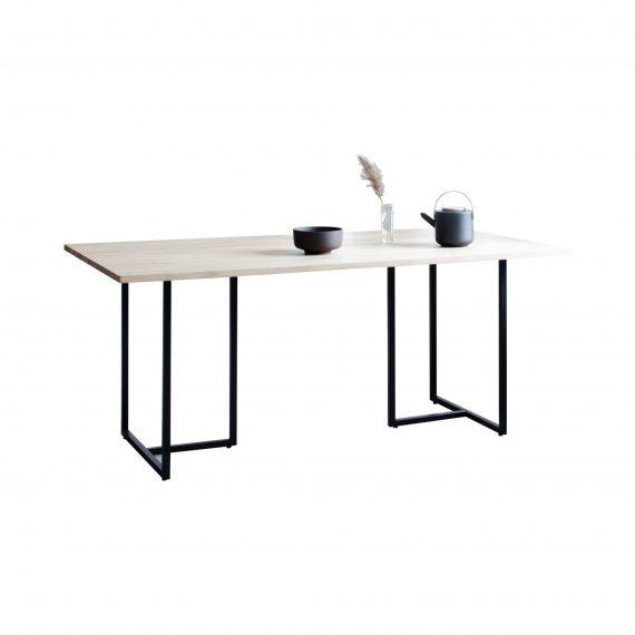 S Spisebord T bordet 180 EH 01 1 570x570 - T-bordet - Eik