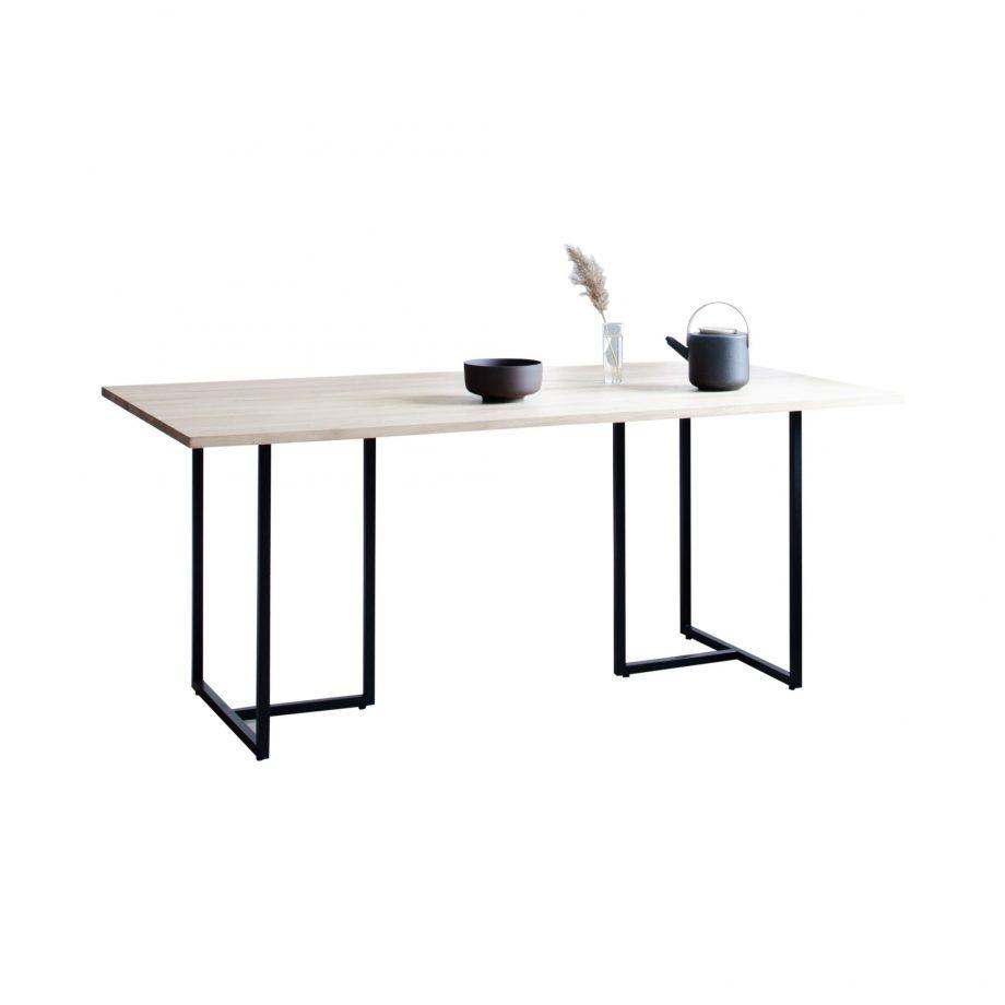 S Spisebord T bordet 180 EH 01 1 920x920 - T-bordet - Eik