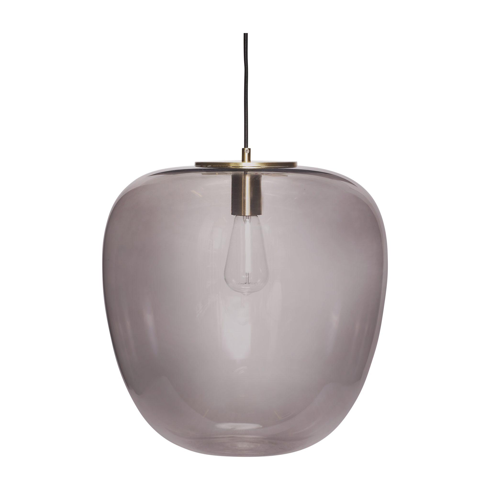 Taklampe i glass | Lampegiganten.no