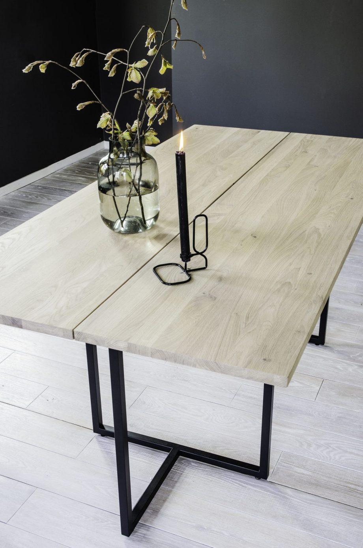 S Spisebord T bordet 180 WildOak EH 06 920x1389 - T-bordet - Eik