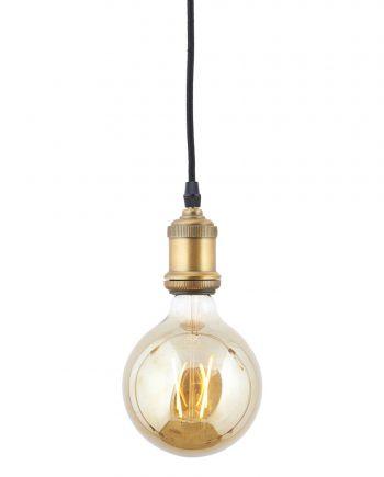 """gd0208 01 v2 350x435 - Lyspære - """"Smoked"""" LED"""