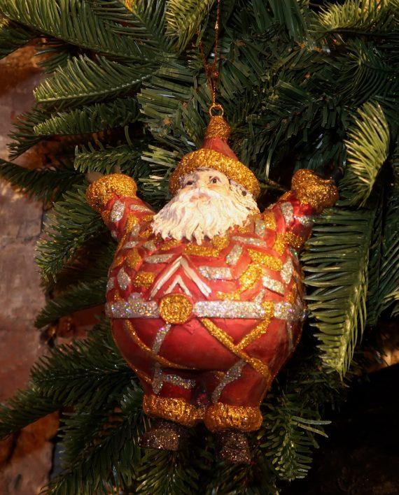 IMG 3996 570x708 - Antikk julenisse