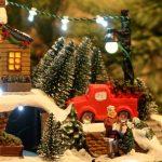 IMG 4640 150x150 - Juleby - Lys med hest og slede