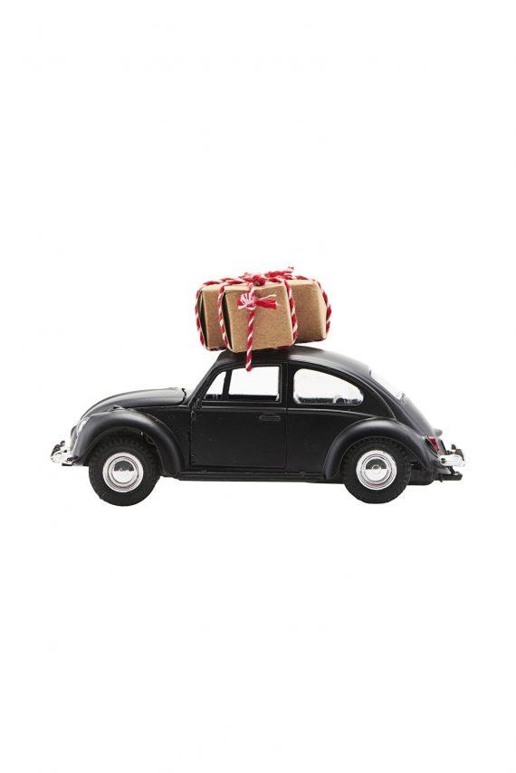 hd aw18 ft1100 psh 570x854 - Vintage folkevogn - Sort, med gaver på taket