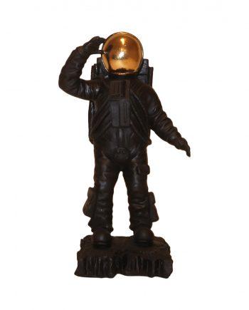 IMG 5037 350x435 - Astronaut - Black & gold