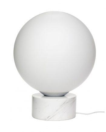 990836 350x435 - Lampe - Marmor og glass