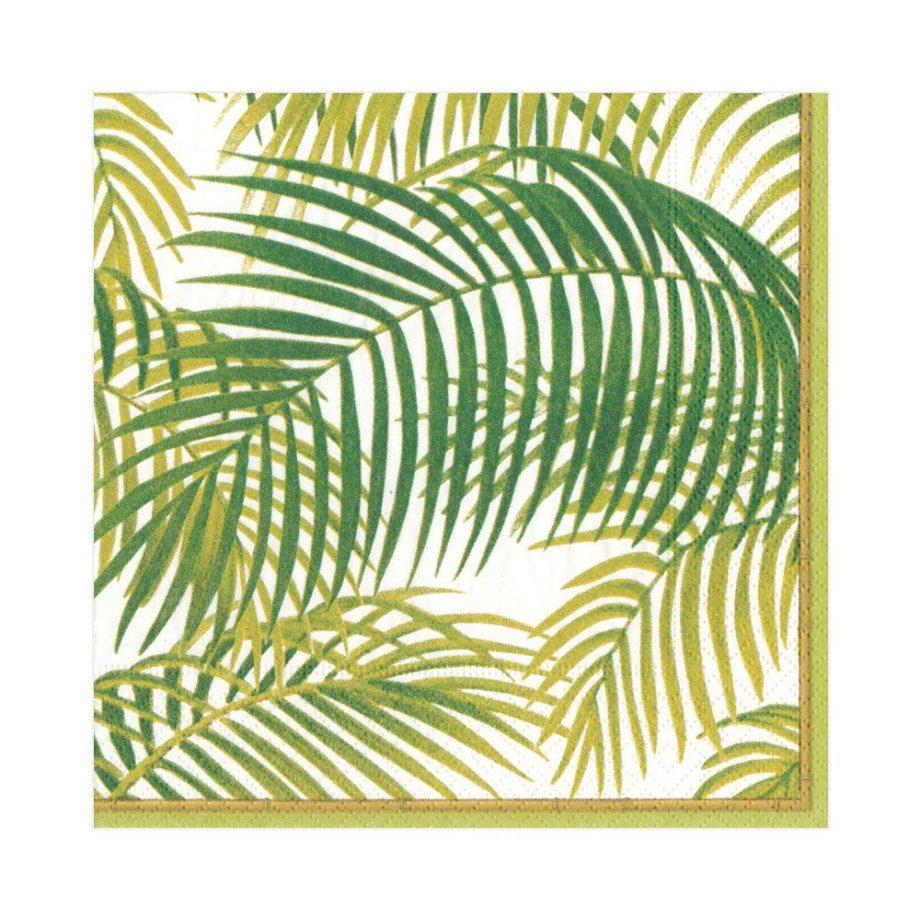 "nl13110 920x920 - Servietter - ""Under the palms"" middag"