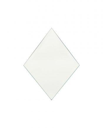 "web1200 white sc0900 01 350x435 - Speil ""diamond"" set á 4 - Klar"