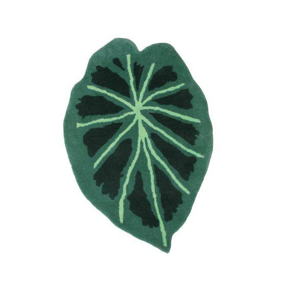 """1459 01 X3 570x570 - Gulvteppe - """"Leaf"""""""