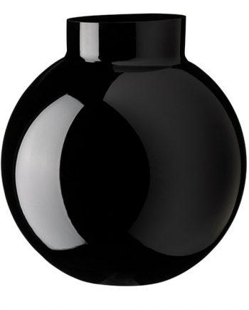 "68455 350x435 - Vase ""bubblan"" - Svart"