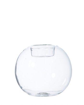"""77358 350x435 - Lyslykt """"Ina"""" - Glass"""