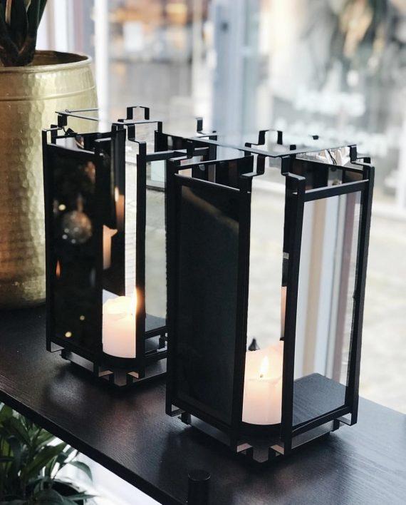 """IMG 4343 570x708 - Lanterne """"Fraz"""" - Jern & glass"""