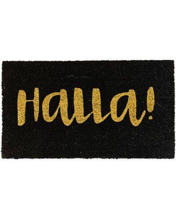 "584943 1 350x435 - Dørmatte - ""Halla"""