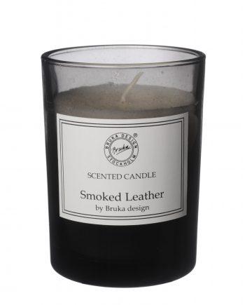 923118 kopia 350x435 - Duftlys - Smoked leather