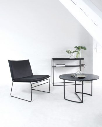 S Lounge Kyst Angus Sort 01 350x435 - Angus skinn