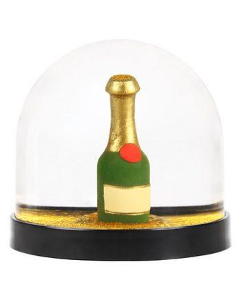 1031 59 M 350x435 - Snøkule - Champagne bottle