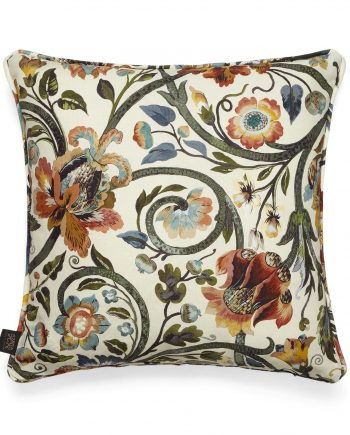 gaia medium cotton linen cushion ecru 1 350x435 - Pute - Gaia, cotton linen, House of Hackney
