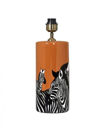 "Skjermbilde 2019 11 07 kl. 13.16.12 350x435 - Bordlampe ""Zebra"" - Orange"