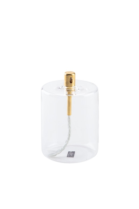 item 2 - Oljelampe - Sylinder large